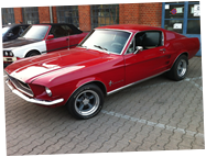 Ford Mustang - Muskelcar